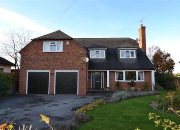 Thumbnail 4 bed detached house for sale in Castle View, Long Lane, Stafford