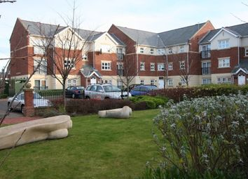 Thumbnail 2 bed flat for sale in Leopold House, Albert Court, Sunderland