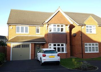 Thumbnail 4 bed detached house for sale in Balsam Road, West Timperley, Altrincham, Greater Manchester