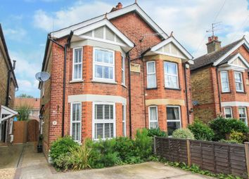Thumbnail 3 bed semi-detached house for sale in Furlong Road, Bourne End
