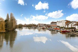 Thumbnail 2 bed flat for sale in River Terrace, Henley-On-Thames