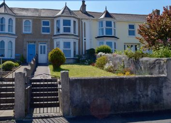 Thumbnail 3 bed terraced house for sale in Hayle Terrace, Hayle