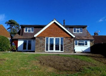 Thumbnail 4 bed detached house to rent in Mark Cross, Tunbridge Wells