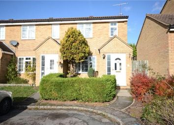 Thumbnail 3 bed end terrace house for sale in Appletree Way, Heath Park, Sandhurst