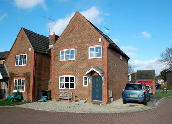 Thumbnail 4 bed detached house for sale in Nursery Field, Liss