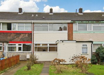 Thumbnail 3 bed terraced house for sale in Thistledown Avenue, Burntwood
