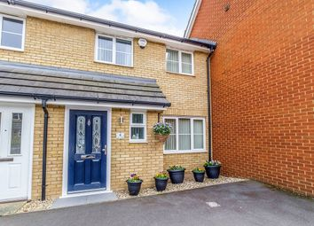 Thumbnail 3 bed terraced house for sale in The Chimes, Hoo, Rochester