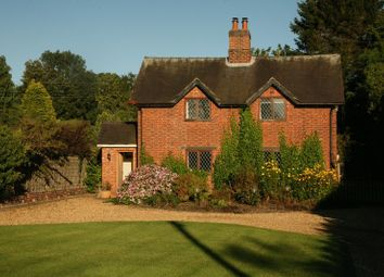 Thumbnail 3 bed detached house for sale in Chebsey, Stafford