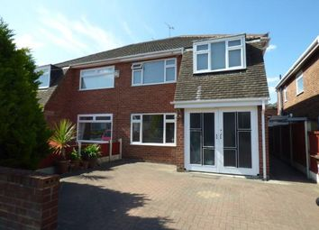 Thumbnail 3 bed semi-detached house for sale in Millcroft, Crosby, Liverpool, Merseyside