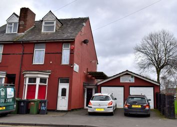 Thumbnail 4 bed semi-detached house to rent in Walsall Road, Darlaston, Wednesbury