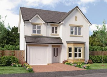 "Thumbnail 4 bed detached house for sale in ""Glenmuir 4"" at Raeswood Drive, Glasgow"