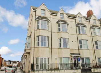Thumbnail 1 bed flat for sale in West Parade, Rhyl, Denbighshire