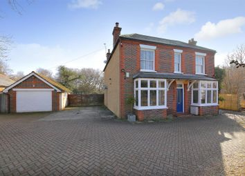 Thumbnail 4 bed detached house for sale in Station Road, Bricket Wood, St. Albans