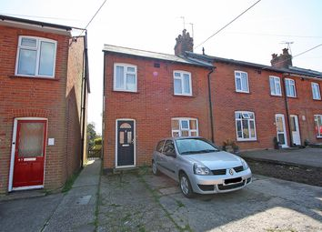 Thumbnail 3 bed end terrace house for sale in Windmill Road, Halstead