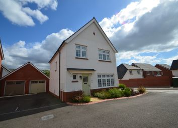 Thumbnail 3 bed detached house for sale in Sunny Lands Way, Holcombe Drive, Dawlish