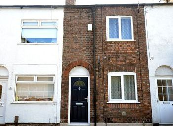 Thumbnail 2 bed terraced house to rent in Brough Street West, Macclesfield, Cheshire