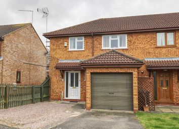 Thumbnail 3 bed end terrace house for sale in Leete Way, West Winch, King's Lynn