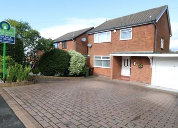Thumbnail 3 bed detached house for sale in Highcroft, Hyde