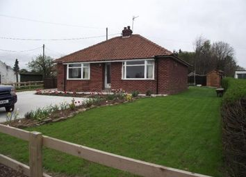 Thumbnail 2 bed detached bungalow to rent in Stokesley Road, Brompton, Northalleton