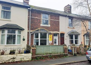 2 bed terraced house for sale in Forde Close, Newton Abbot TQ12