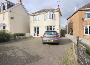 Thumbnail 3 bed detached house to rent in Southerdown Rd, St. Brides Major, Bridgend.