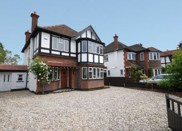 Thumbnail 4 bedroom detached house to rent in Hersham Road, Walton On Thames, Surrey