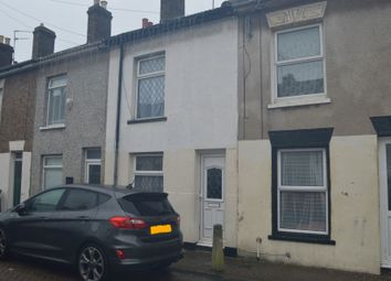 Thumbnail 2 bed terraced house for sale in 27 Clyde Street, Sheerness, Kent