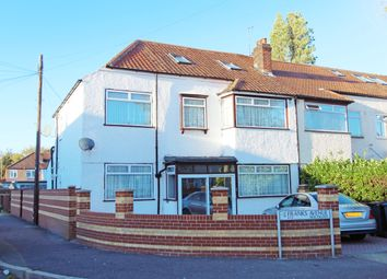 Thumbnail 7 bed end terrace house for sale in Franks Avenue, New Malden