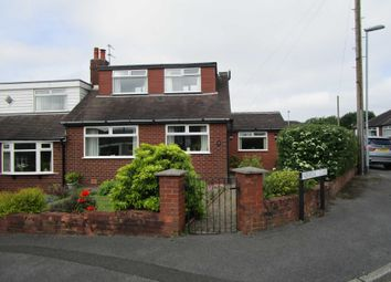 Thumbnail 3 bed bungalow for sale in Bedford Avenue, Shaw, Oldham