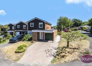 3 bed link-detached house for sale in Greythorne Road, Woking GU21
