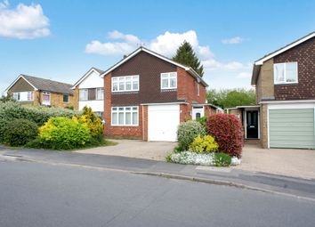 Thumbnail 3 bed detached house for sale in Croft Road, Oakley, Basingstoke