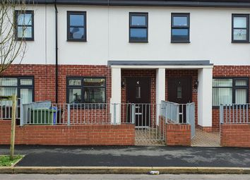 Thumbnail 2 bed terraced house for sale in Trautmann Close, Manchester