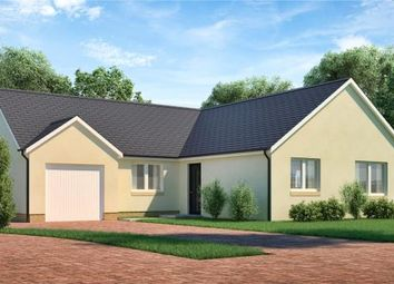 Thumbnail 3 bed detached bungalow for sale in Plot 3 The Galvelmore, Mill Wynd, Mill Road, Crieff