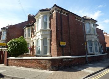 Thumbnail Studio to rent in Wimbledon Park Road, Southsea