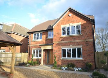 Thumbnail 5 bed detached house for sale in Woodview, Crowpiece Lane, Farnham Royal, Slough