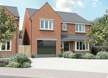 Thumbnail 4 bed detached house for sale in The Westbury, The Croft II, Calow