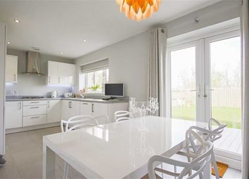 Thumbnail 4 bed detached house for sale in Stonechat Close, Bacup, Lancashire