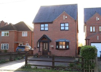 Thumbnail 4 bed detached house for sale in Ullesthorpe Road, Bitteswell, Lutterworth