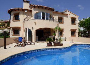 Thumbnail 4 bed villa for sale in Murla, Alicante, Spain