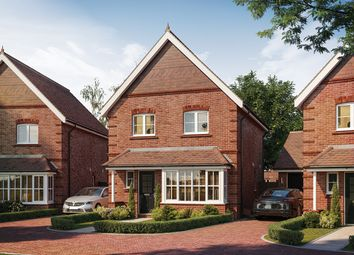 Thumbnail 3 bed detached house for sale in Walton Park, Terrace Road, Walton On Thames