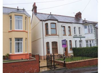 Thumbnail 3 bed semi-detached house for sale in Banc Pendre, Kidwelly