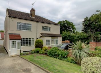 Thumbnail 2 bed semi-detached house for sale in St. James Lane, Greenhithe
