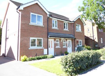 Thumbnail 4 bed semi-detached house for sale in Eastway, Titchfield, Fareham