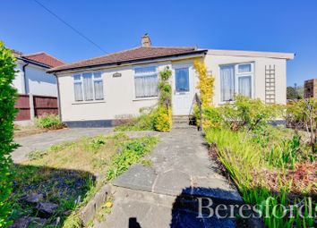 Thumbnail 3 bed detached bungalow for sale in Harold Court Road, Romford, Essex