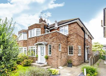 Thumbnail 3 bed flat for sale in Bishops Close, Ham, Richmond