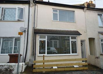 Thumbnail 3 bedroom terraced house to rent in Livingstone Road, Gillingham