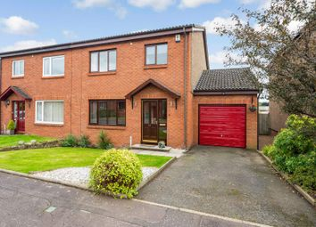 Thumbnail 3 bed semi-detached house for sale in 23 Abington Road, Dunfermline