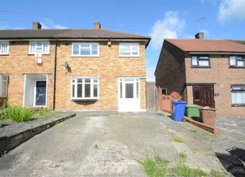 Thumbnail 3 bed semi-detached house to rent in Ravel Road, Aveley, Essex
