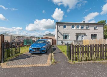 Thumbnail 3 bed semi-detached house for sale in St. Catherines Crescent, Shotts