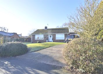 Thumbnail 2 bed detached bungalow for sale in Sunnymead, Naunton, Upton-Upon-Severn, Worcester